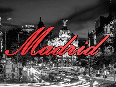 Escorts en Madrid