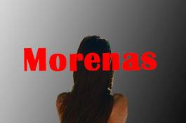 Escorts morenas en Madrid