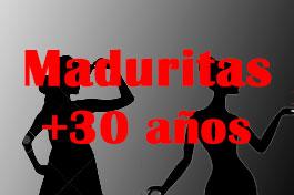 Putas maduritas en Madrid