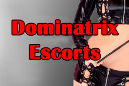 Dominatrix escorts in Madrid
