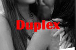 Escorts para duplex en Sevilla
