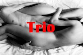 Escorts para tríos en Madrid