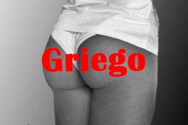 Escorts para Griego en Madrid