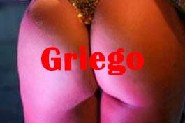 Escorts para Griego en Sevilla