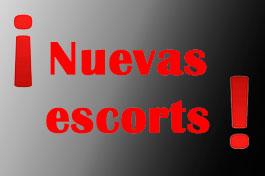 Nuevas escorts incorporadas en Sevilla