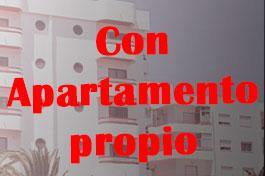 Escorts con apartamento propio en Madrid