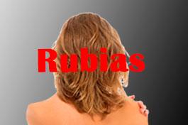 Escorts Rubias en Madrid