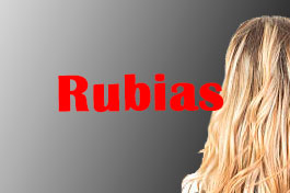 Escorts rubias en Sevilla