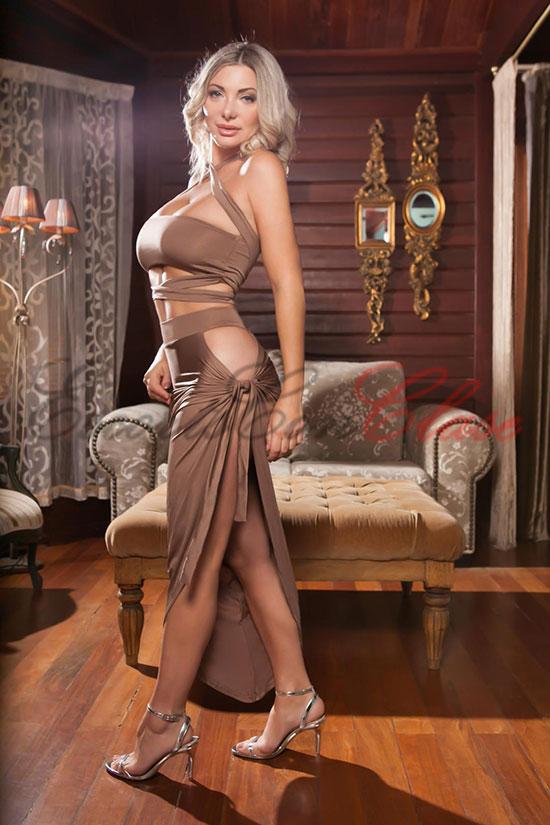 Acompañante VIP elegante y con clase. Leyla