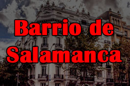 Escorts Barrio Salamanca