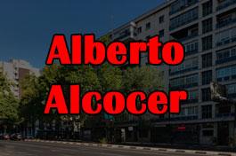 Escorts Alberto Alcocer