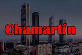 Escorts en Chamartin