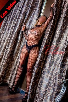 Preciosa rubia brasileña en Sevilla con video muy sexy en esta web. Amanda